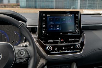 2022 Toyota Corolla Cross XLE - USA version 50