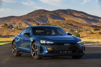 2021 Audi e-tron GT quattro - USA version 1