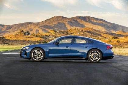 2021 Audi e-tron GT quattro - USA version 2