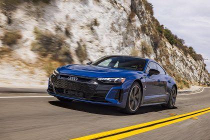 2021 Audi e-tron GT quattro - USA version 11