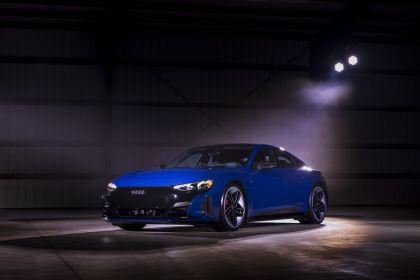 2021 Audi e-tron GT quattro - USA version 16