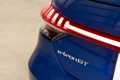 2021 Audi e-tron GT quattro - USA version 18