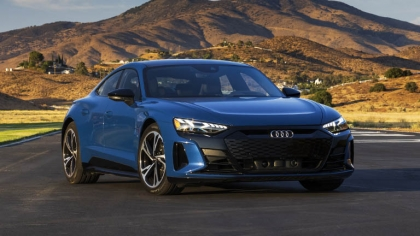 2021 Audi e-tron GT quattro - USA version 6