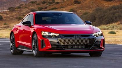 2021 Audi RS e-tron GT - USA version 8