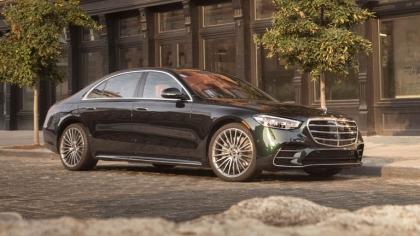 2021 Mercedes-Benz S 500 4Matic - USA version 8