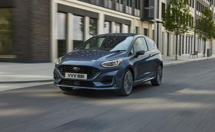 2021 Ford Fiesta Van - UK version 1