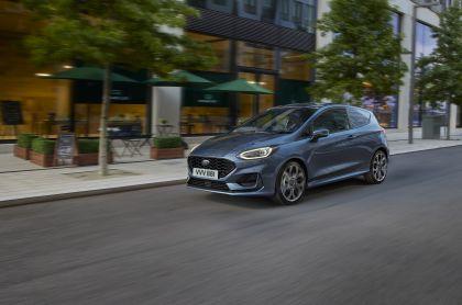 2021 Ford Fiesta Van - UK version 2