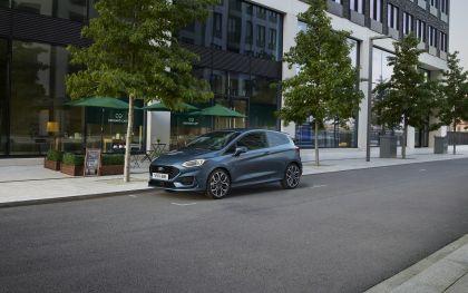 2021 Ford Fiesta Van - UK version 3