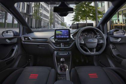 2021 Ford Fiesta Van - UK version 8