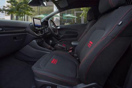 2021 Ford Fiesta Van - UK version 9