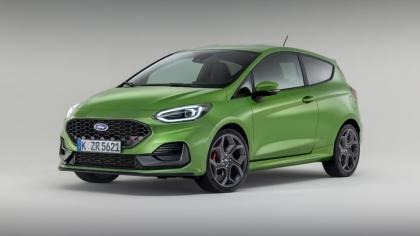 2021 Ford Fiesta ST 2