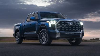 2022 Toyota Tundra Platinum 2