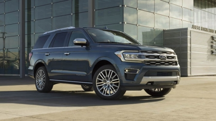 2022 Ford Expedition Platinum 5