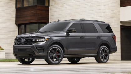 2022 Ford Expedition Stealth Edition Performance Package 2