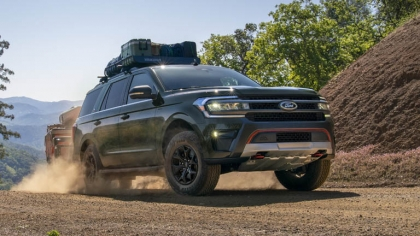 2022 Ford Expedition Timberline Series 5