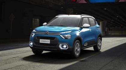 2022 Citroën C3 - South America version 2