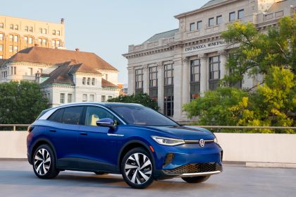 2022 Volkswagen ID.4 AWD Pro S with Gradient Package - USA version 1