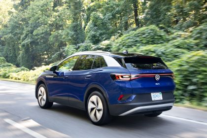 2022 Volkswagen ID.4 AWD Pro S with Gradient Package - USA version 13