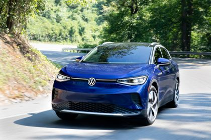 2022 Volkswagen ID.4 AWD Pro S with Gradient Package - USA version 14