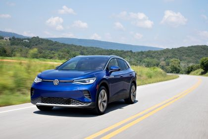 2022 Volkswagen ID.4 AWD Pro S with Gradient Package - USA version 17