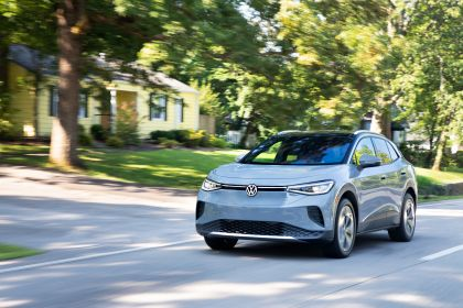2022 Volkswagen ID.4 AWD Pro S with Gradient Package - USA version 52