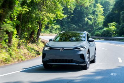 2022 Volkswagen ID.4 AWD Pro S with Gradient Package - USA version 55