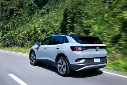 2022 Volkswagen ID.4 AWD Pro S with Gradient Package - USA version 57