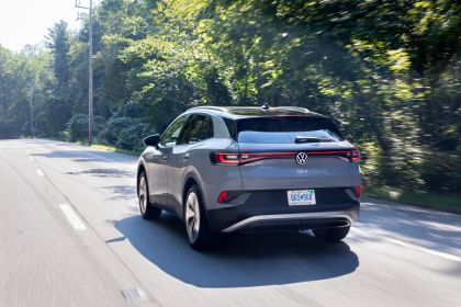 2022 Volkswagen ID.4 AWD Pro S with Gradient Package - USA version 58