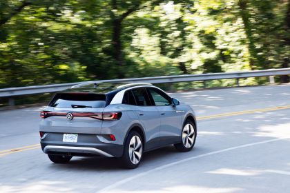 2022 Volkswagen ID.4 AWD Pro S with Gradient Package - USA version 59