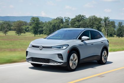 2022 Volkswagen ID.4 AWD Pro S with Gradient Package - USA version 60