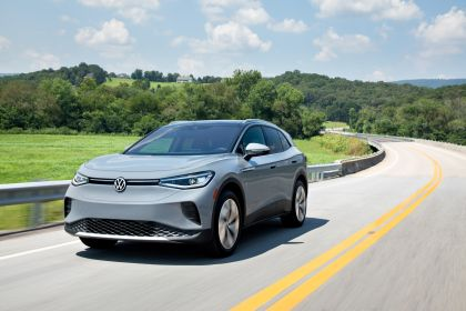 2022 Volkswagen ID.4 AWD Pro S with Gradient Package - USA version 62