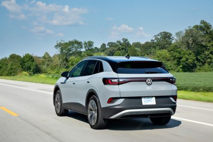 2022 Volkswagen ID.4 AWD Pro S with Gradient Package - USA version 66