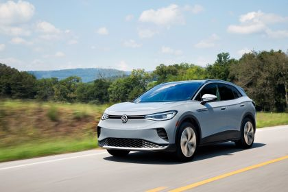 2022 Volkswagen ID.4 AWD Pro S with Gradient Package - USA version 70
