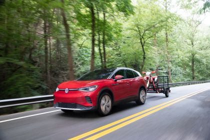 2022 Volkswagen ID.4 AWD Pro S with Gradient Package - USA version 96