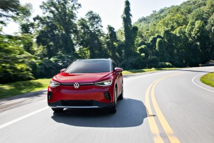 2022 Volkswagen ID.4 AWD Pro S with Gradient Package - USA version 111