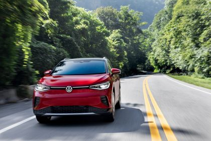 2022 Volkswagen ID.4 AWD Pro S with Gradient Package - USA version 115