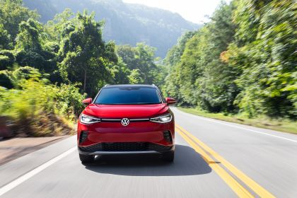 2022 Volkswagen ID.4 AWD Pro S with Gradient Package - USA version 116