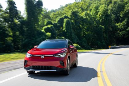 2022 Volkswagen ID.4 AWD Pro S with Gradient Package - USA version 118
