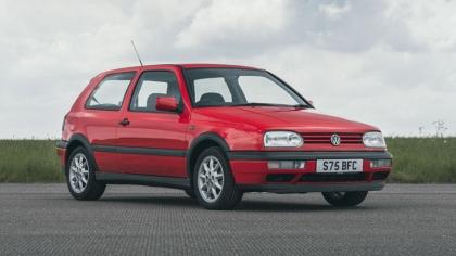 1991 Volkswagen Golf ( III ) GTI 3-door - UK version 2