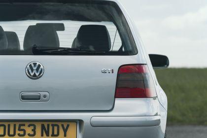 1998 Volkswagen Golf ( IV ) GTI 3-door - UK version 16