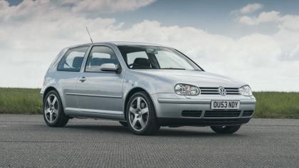 1998 Volkswagen Golf ( IV ) GTI 3-door - UK version 6