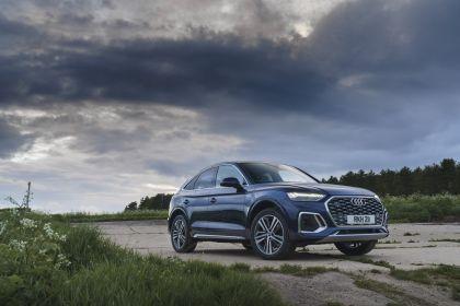 2021 Audi Q5 Sportback - UK version 3