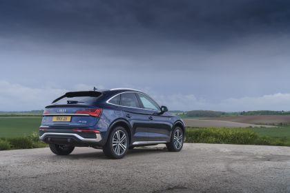 2021 Audi Q5 Sportback - UK version 7