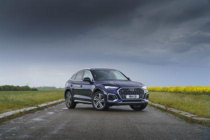 2021 Audi Q5 Sportback - UK version 11
