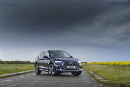 2021 Audi Q5 Sportback - UK version 12