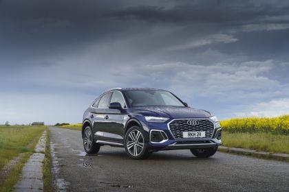 2021 Audi Q5 Sportback - UK version 14