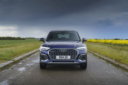 2021 Audi Q5 Sportback - UK version 15