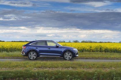 2021 Audi Q5 Sportback - UK version 17