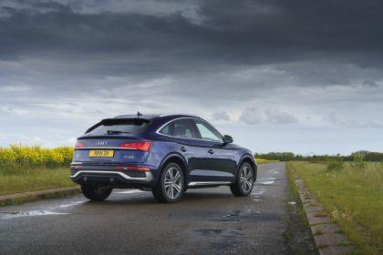 2021 Audi Q5 Sportback - UK version 18