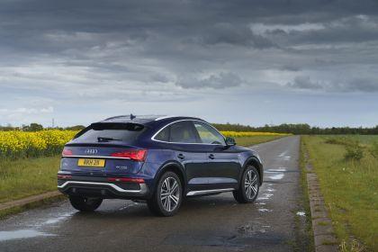 2021 Audi Q5 Sportback - UK version 20